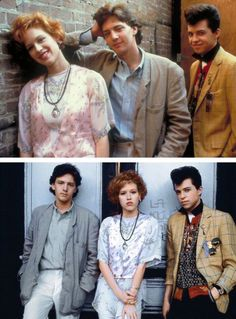 Just once I want my life to be like an 80s movie (26 photos)