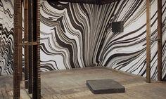 Lauren Clay. Quite Fairly Rather, Topless, Rockaway Beach, NY, 2015. Sculpture by Carey Denniston, sound installation by Hanne Lippard.