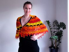 Phoenix New Beginnings pattern by Elena Madsen