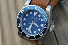 Blue on Blue Helson Sharkdiver... Do I really need another one of these: YES