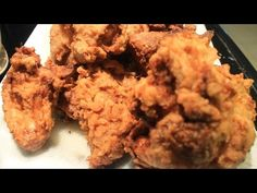 Crispy & Delicious Old Fashioned Buttermilk Fried Chicken - Page 2 of 2 - Two Divas on Fan Favourite Recipes