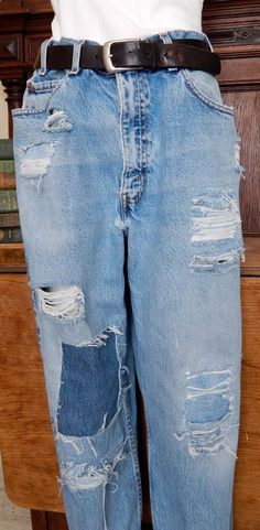 FEATURE VOGUE.com Vintage Levi s 550 Perfect Fade by PEGGYOWASHERE Levis  550 0679d5e049b41