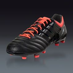 Play pure soccer with the 11Pro TRX FG from adidas. They are the ultimate threat…
