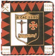 Batahão de Caçadores 2890 Angola
