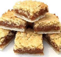 La receta del domingo para saborearlo en familia: cuadraditos de coco y dulce de leche- Nova – Diario Nova