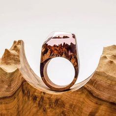 Just playing around with a ring made from wood and resin. . The ring is a natural structure of the wood. .  Photo is of a piece of Burl. .  #handcarved  #handmadegifts  #etsyelite  #pendantsofig  #mydesign  #seaglass  #rings  #etsylove  #imadethis  #artlover  #artlovers  #resin  #jewelrydesign  #artsandcrafts  #casting  #shapes  #carving  #art_spotlight  #supportsmallbusiness  #Fashionjewelry  #handmadewithlove  #folk  #freespirit  #Handmadejewelry  #ring  #smallbusiness  #devon  #miamilife…