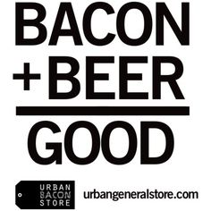 BACON + BEER = GOOD Excited to snag one of these Beer Koozies at BaconFest Chicago!