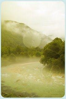 trenta river, slovenia
