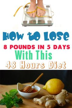 "How to Lose 8 Pounds in 5 Days With This ""48 Hours"" Diet"