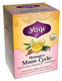 Yogi Tea Woman'S Moon Cycle, 16.0 Each , Bag