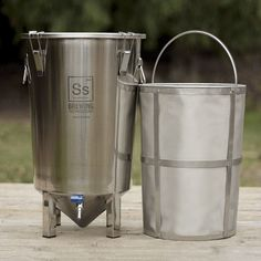 Stainless Steel Cold Brew Coffee Maker