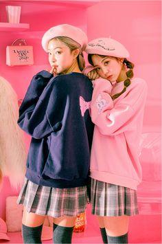 Chae Eun and Sae Eun for CHUU