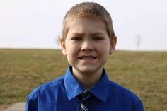 """Christy Weigant's #OneDegree """"My one degree is this boy, Nicholas Just finished a 3 year battle of Leukemia"""""""