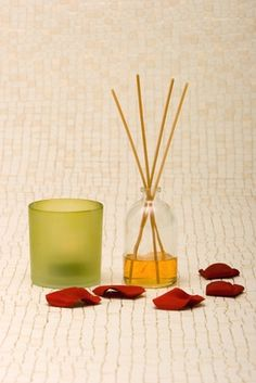 Craft Instructions to Make a Reed Diffuser