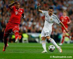 Champions League, Real Madrid 1 - Bayern Munich 0