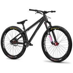 Santa Cruz dj street bike