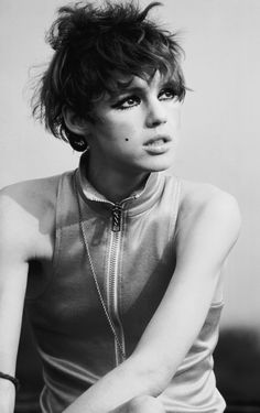 Edie Sedgwick (1943-1971). Actress. Died November 16, 1971, of an overdose of alcohol and barbiturates.