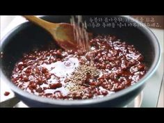 Cook N, Asian Snacks, Yams, Korean Food, Food Plating, Acai Bowl, Oatmeal, Spices, Food And Drink