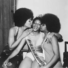 Miss Black & Beautiful, circa 1970s