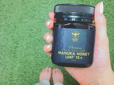 Manuka Honey. UMF 15+