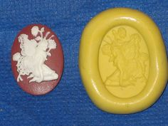 Hamburger Silicone Mold #54 For Chocolate Candy Resin Fimo Soap Candle Craft