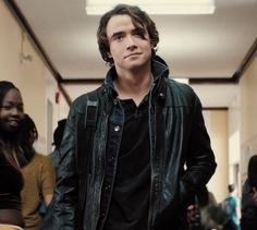 Jamie Blackley. Adam in 'If I Stay'