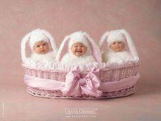 les bébés déguisée