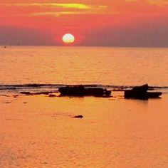 Sunset , Livorno