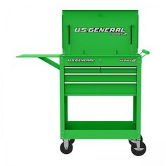 46 in. Mobile Workbench with Solid Wood Top, Black Harbor Freight Coupon, Harbor Freight Tools, Tool Storage, Storage Spaces, Teacher Cart, Heavy Duty Drawer Slides, Tool Box On Wheels, Mobile Workbench, Atelier