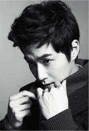 Yunho for First Look Tvxq Changmin, Jung Yunho, Sung Joon, Exo, Korean Pop Group, Look Magazine, Kim Jung, Korean Entertainment, Jaejoong