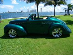 1941 Willys Roadster