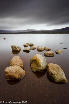 Loch Morlich, near Aviemore, Scotland. Stopped by the loch on the way back from a weekend away at Torridon. ND filter gives a dreamy look to the scene. Cairngorms National Park, Orkney Islands, The Loch, Irish Sea, Outer Hebrides, The Way Back, Weekends Away, North Sea, Landscape Photographers