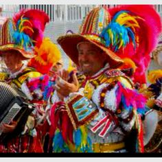 Get your mummers strut on