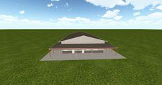 Cool 3D #marketing http://ift.tt/2FpOo2e #barn #workshop #greenhouse #garage #roofing #DIY