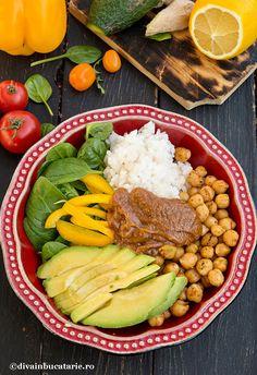 RETETE DE MANCARE DE POST | Diva in bucatarie Cobb Salad, Beef, Food, Meat, Essen, Meals, Yemek, Eten, Steak