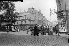 Dundee, Street View, History, Image, The Originals, Historia