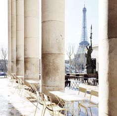 """""""Here's a photo of three great things in the same place: the Museum of Modern Art, Palais de Tokyo and the Eiffel Tower. Tour Eiffel, Paris Travel, France Travel, Monuments, Paris Tokyo, Paris Paris, Tuileries Paris, Voyage Europe, Paris Ville"""