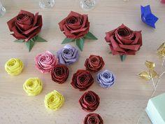 Rencontres d'origami Genève 2010 by Mélisande*, via Flickr