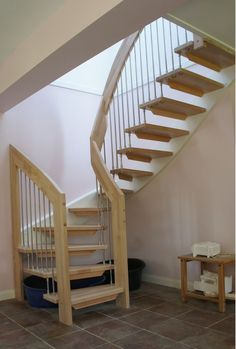 Image Result For Stairs For Small Spaces