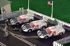 24 heures du Mans 1964 - L'équipe Ford