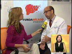 #FundahigadoalDia: En esta edición de Vida y Salud, Ana Alicia Alba, conversó con el doctor Pedro Rivas.