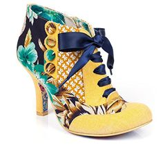 Buy Irregular Choice shoes, boots, handbags and jewellery online. View the biggest and best Irregular Choice collection here. Sock Shoes, Cute Shoes, Me Too Shoes, Shoe Boots, Funny Shoes, Pretty Shoes, Bootie Boots, Irregular Choice Shoes, Shoe Art
