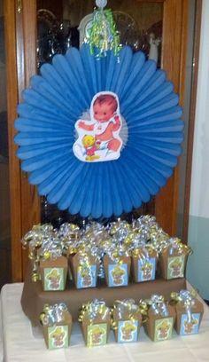 Vintage Bettys: Vintage Baby shower