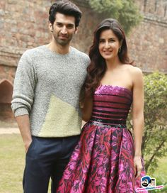 Fitoor Movie Promotion -- Aditya Roy Kapoor and Katrina Kaif Picture # 328861 Bollywood Couples, Bollywood Stars, Bollywood Fashion, Katrina Pic, Katrina Kaif Photo, Indian Celebrities, Bollywood Celebrities, Bollywood Actress, Indian Actress Pics
