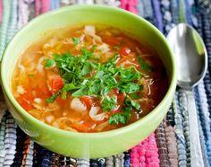 Боннский суп: суперсжигатель лишнего веса