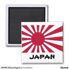 JAPAN (Flag) Magnet