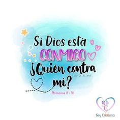 Spanish Inspirational Quotes, Beautiful Prayers, Bible Encouragement, Bible Verses Quotes, Dear God, God Is Good, Love Words, Christian Quotes, Gods Love