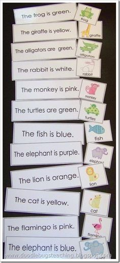 Sight words preschool