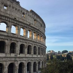 Our morning walk in #Rome around the magnificent #Colosseum before getting ready for the final day of @Altaroma #ElleLifestyle Via @superzona  via ELLE THAILAND MAGAZINE OFFICIAL INSTAGRAM - Fashion Campaigns  Haute Couture  Advertising  Editorial Photography  Magazine Cover Designs  Supermodels  Runway Models