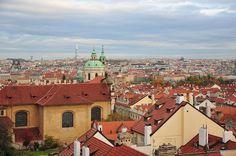 Prague, Le château de Prague - My Sweet Escape